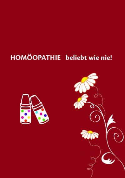 Homöopathie: Neue Umfrage bestätigt steigende Beliebtheit - Homöopathie beliebt wie nie - © Schwabe