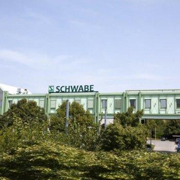Schwabe Austria Unternehmensgebäude am Standort Wien – © Unart