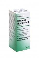 Berberis-Homaccord® zur Bahndlung von Entzündungen im Harnwegsbereich