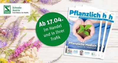Schwabe Austria & netdoktor.at Magazin: PFLANZLICH -