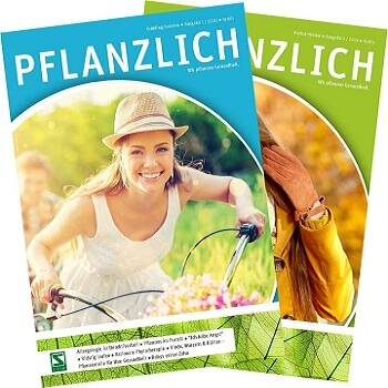 Magazine Pflanzlich