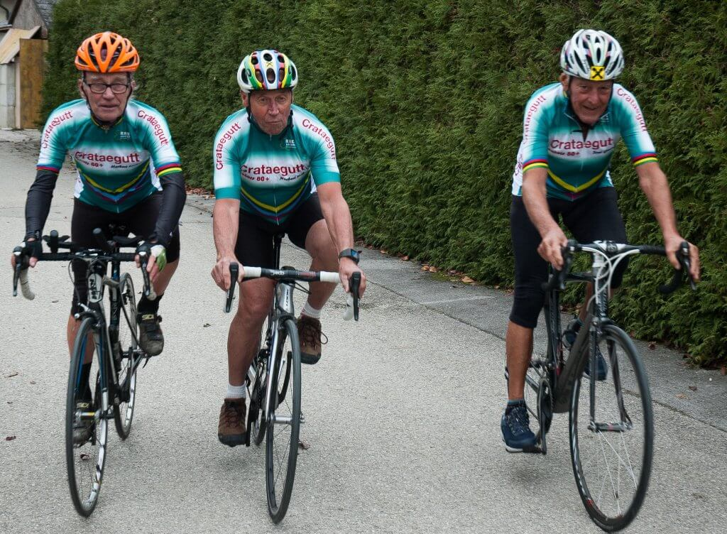 Crataegutt Seniors Race Around Niederösterreich