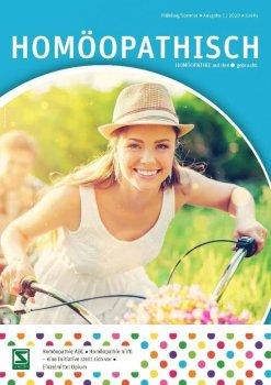 Magazin Homöopathisch Frühling Sommer