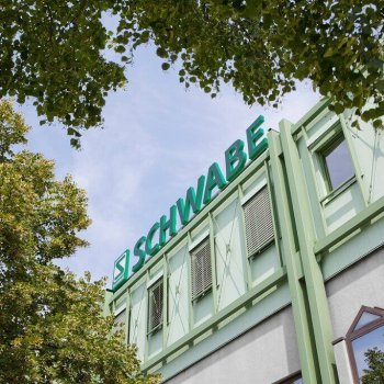Schwabe Austria Betriebsgebäude