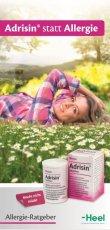 Adrisin Allergie Ratgeber Allergieentstehung