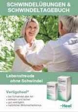 Schwindel Schwindeltagebuch Übungen Vertigoheel
