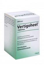 Vertigoheel Tabletten Schwindel – © Brigitte Gradwohl