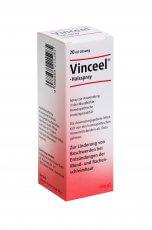 Vinceel®-Halsspray - Vinceel® Halsspray Entzündungen Mundraum Rachenraum – ©Brigitte Gradwohl